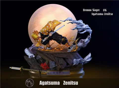 Moonlight Studio - Demon Slayer Agatsuma Zenitsu [PRE-ORDER]