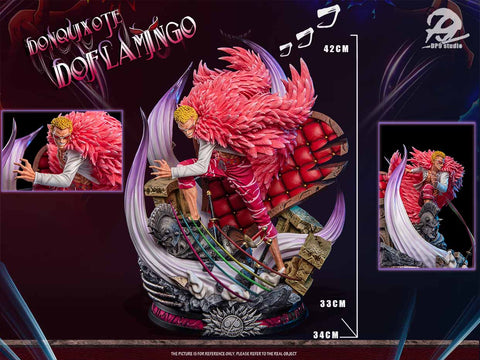 DP9 Studio - One Piece Donquixote Doflamingo [PRE-ORDER]