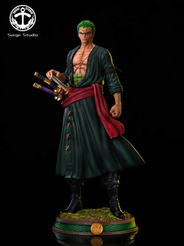 Surge Studio - One Piece Straw Hat Pirates Roronoa Zoro [PRE-ORDER]