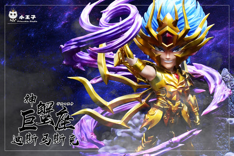 Princekin Studio - Saint Seiya Gold Saint Cancer Deathmask [PRE-ORDER CLOSED]