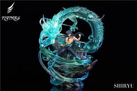 Feather Studio - Saint Seiya Dragon Shiryu [PRE-ORDER CLOSED]