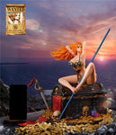 Girl Series #3 - Nami [PreOrder - CLOSED] - GK Figure - Premium Resin Figurines, Collectibles, Models & Statues