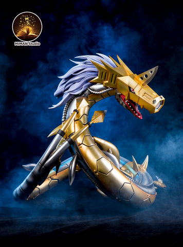 Miman Studio - Digimon Dark Master Series #4 MetalSeadramon [PRE-ORDER]