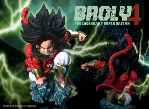 Crescent Studio - Dragon Ball The Legendary Super Saiyan 4 Broly [PRE-ORDER]