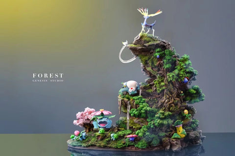 Genesis Studio - Pokemon Forest Series [PRE-ORDER]