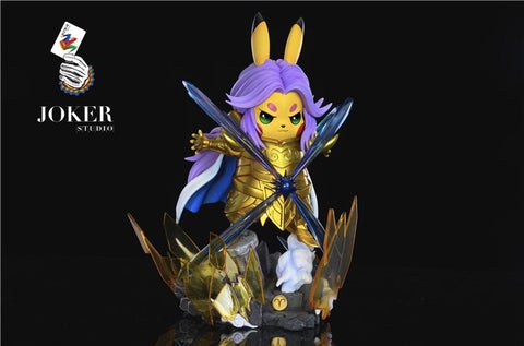 Joker Studio - Pokemon Pikachu Cosplay Aries Mu [PRE-ORDER CLOSED]