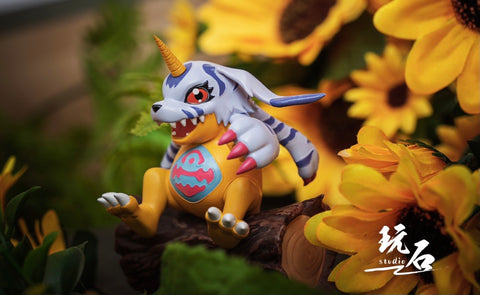 Stone Fun Studio - Digimon Rookie Series Gabumon [PRE-ORDER]