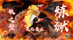 Butt & Milos Studio X Masa Toy - Demon Slayer Rengoku Kyojuro  [PRE-ORDER CLOSED]
