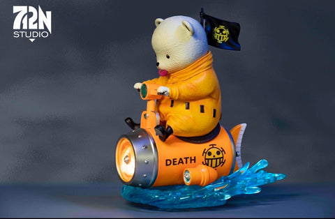 712N Studio - One Piece Heart Pirates Bepo [PRE-ORDER]