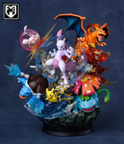 Mewtwo Strike Back [PreOrder - CLOSED] - GK Figure