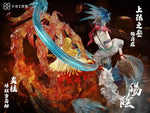 Shi Fang Studio - Demon Slayer Mugen Train Kyojuro Rengoku VS Akaza [PRE-ORDER CLOSED]