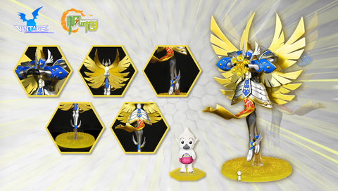 Vintage Studio - Digimon Seraphimon [PRE-ORDER CLOSED]