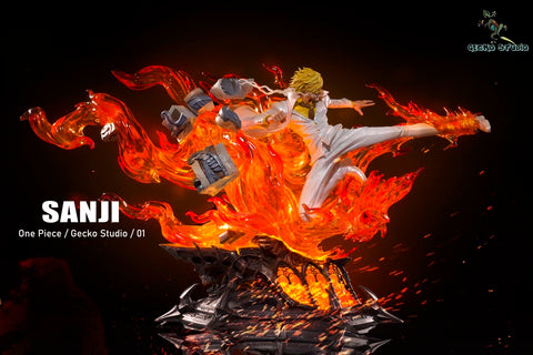 Gecko Studio - One Piece Vinsmoke Sanji [IN-STOCK]