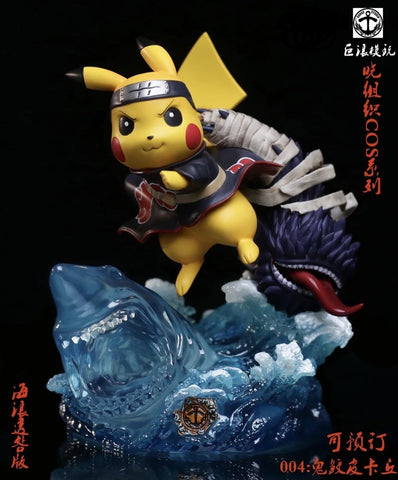 Surge Studio - Pokemon Pikachu Cosplay Kisame [IN-STOCK]