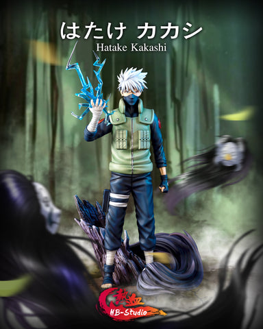 Hot Blood Studio - Naruto Hatake Kakashi [PRE-ORDER]