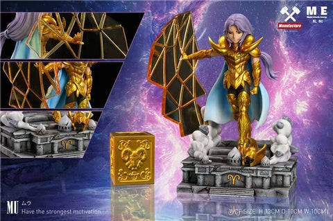 MF Studio X MKE Studio - Saint Seiya Aries Mu [PRE-ORDER CLOSED]