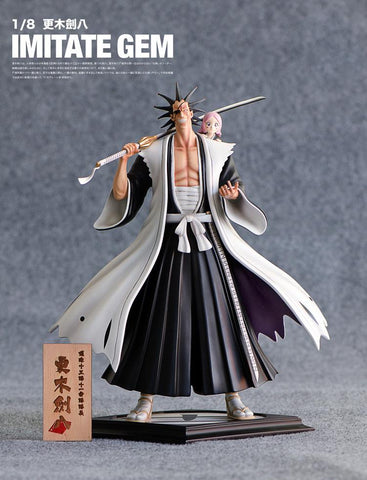 XZ Studio - Bleach Kenpachi Zaraki [IN-STOCK]