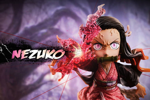 G5 Studios - Demon Slayer Kimetsu no Yaiba Kamado Nezuko Exploding Blood [IN-STOCK] - GK Figure - www.gkfigure.com