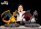 1/4 Charizard [PreOrder - CLOSED] - GK Figure - Premium Resin Figurines, Collectibles, Models & Statues