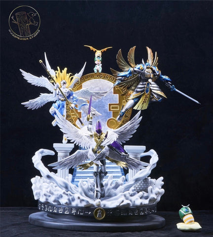 Woodpecker Studio - Digimon Evolution Series Angemon [PRE-ORDER]
