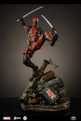 Iron Kite Studio - Deadpool [PreOrder - CLOSED] - GK Figure - www.gkfigure.com