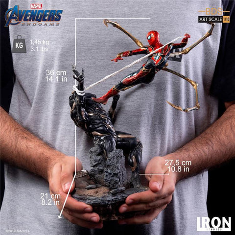 Iron Studios - Spiderman [In-Stock] - GK Figure - www.gkfigure.com