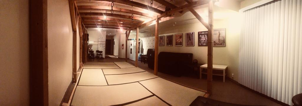 Dedicated Rope Space in Toronto