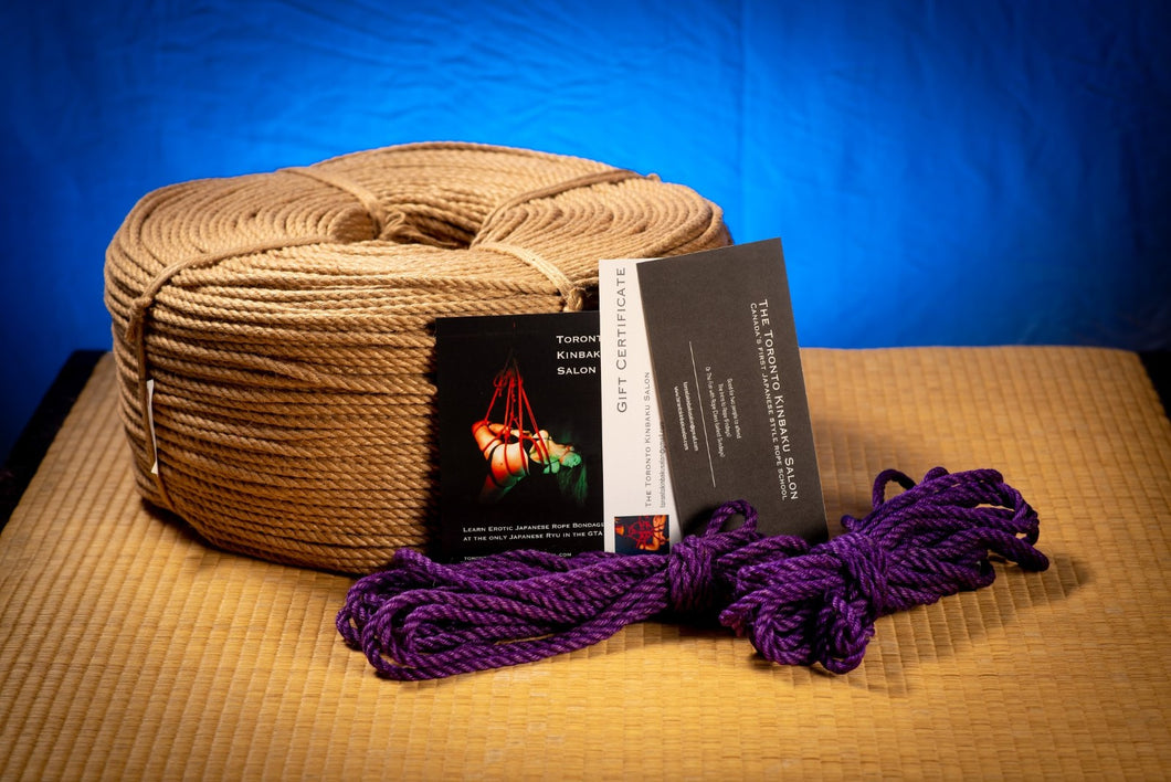 Intro Package for 2 w/ Purple Rope