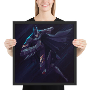 The Knight Framed Print