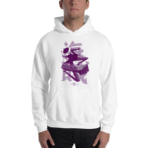 Evil Pirate King (white) Unisex Hoodie