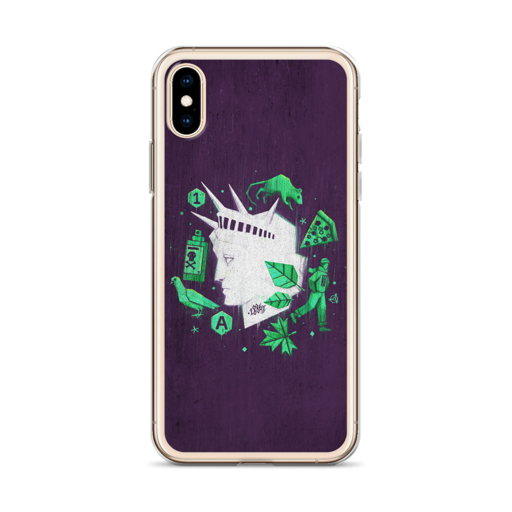 NYC iPhone Case