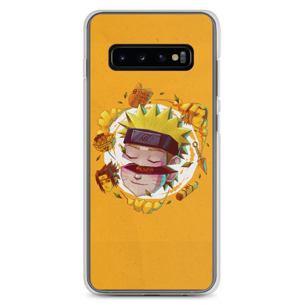 Trouble kid Samsung Case