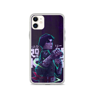 Lee iPhone Case