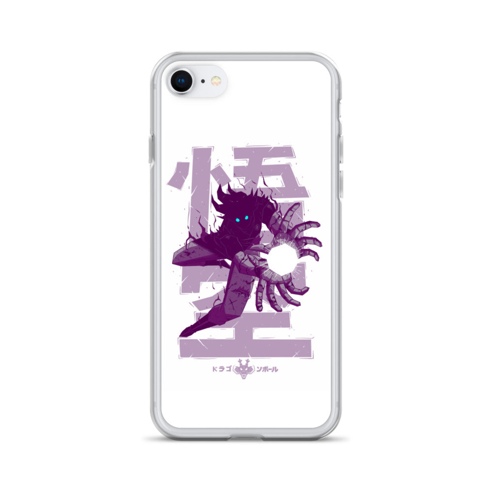 Evil Saiyan iPhone Case