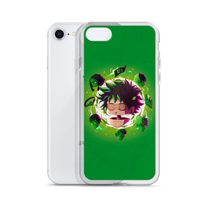 Deku iPhone Case
