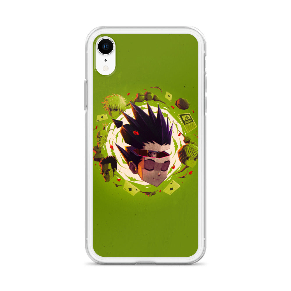 Rookie hunter iPhone Case