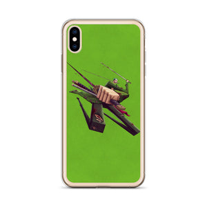 Pirate Hunter iPhone Case
