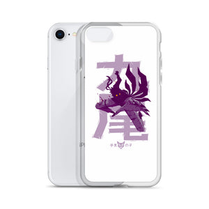 Evil Nine Tails iPhone Case