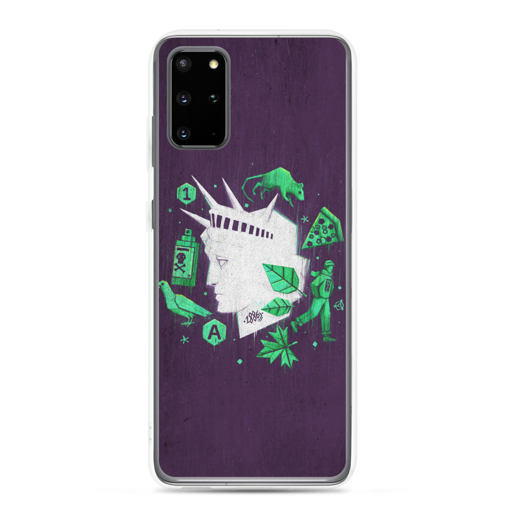 NYC Samsung Case