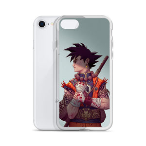 Kakarot iPhone Case