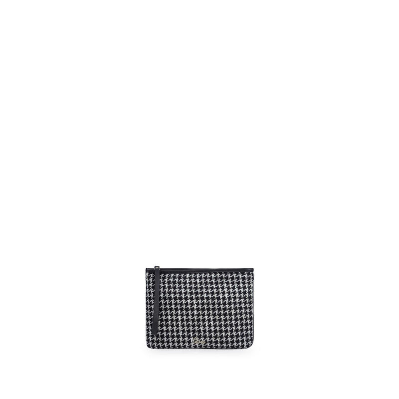 MARGOT BOLSO TWEED NEGRO