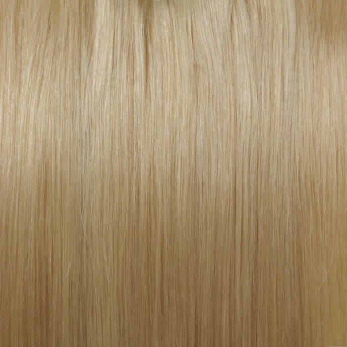 100% Brazilian Remy Straight Clip-Ins, #613 - 7 Pieces