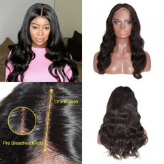 13x6 Frontal Lace Wig Body Wave