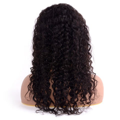 Frontal Lace Deep Curly Wig