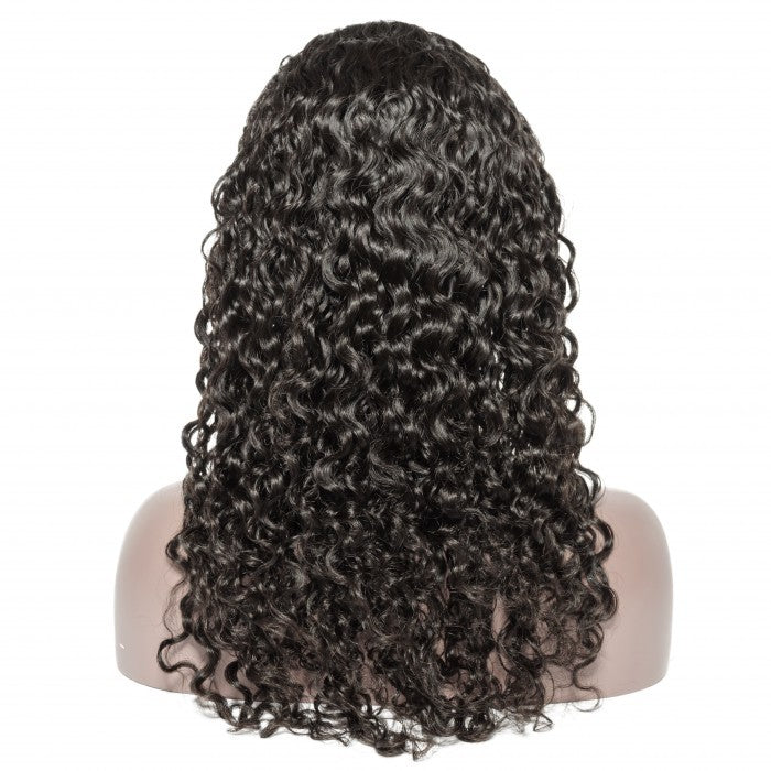 Frontal Lace Water Wavy Wig