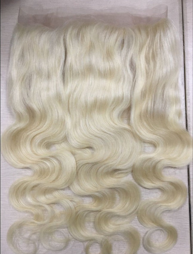 360 Body Wave Lace Front, #613