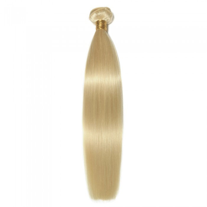 Platinum Blonde #613 Brazilian Straight
