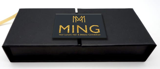 Ming Magnetic 3D Eyelashes # DF-2