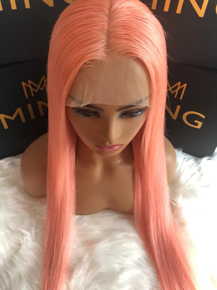 Coral Full Lace Wig