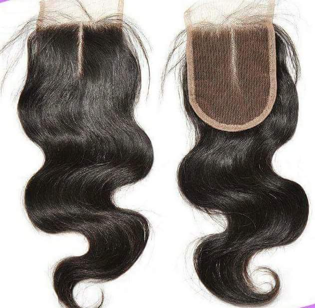 Indian Body Wave Lace Closures